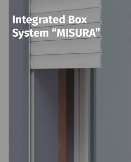 INTEGRATED BOX SYSTEM