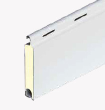 MINI ALUMINIUM PROFILE WITH POLYURETHANE FOAM